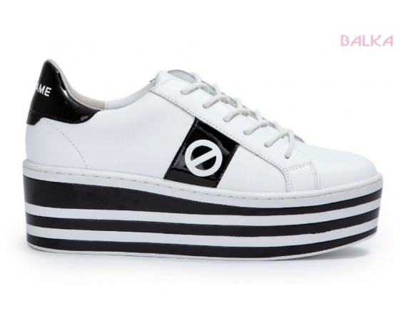 Boost sneaker blanc