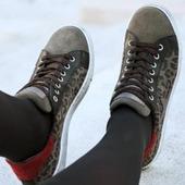 La subtilité d'un mix d'imprimé léopard, peau vison et d'une touche de cerise pour ce sneaker de REQINS 😍😍😍@reqinsofficiel #jeveuxceschaussures #sneakers #shoesaddict #reqinsofficiel