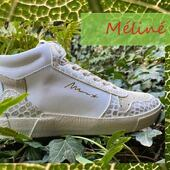 Petite basket printanière à s'offrir 🥰🥰🥰 #shoes #chaussuresfemme #fashion #sneakers #sneakersaddict #spring2021 @melineshoes